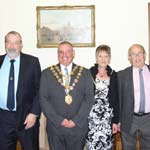 Honour For Two Former Chesterfield Borough Councillors