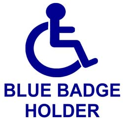 To coincide with the new rules, the county council launched a campaign to crack down on the misuse of Blue Badges, warning that people could face fines or risk losing their badges altogether.