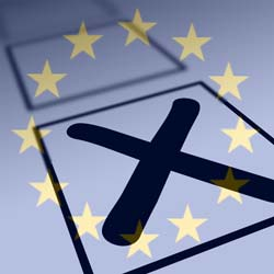 Chesterfield residents are reminded to make sure they are registered to vote in the elections to the European Parliament.