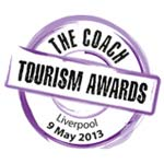 Success For Chesterfield At National Coach Tourism Awards