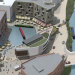 MP Welcomes Next Stage Of Chesterfield's Waterside Project