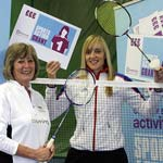 Olympic Star Donna Kellogg MBE Supports Council's New Sport Grant Fund