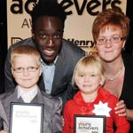 Derbyshire Young Achievers Shine At Awards Ceremony