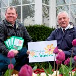 Special Diamond Jubilee Flavour For Chesterfield In Bloom