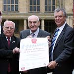 Derbyshire Councils Sign Charter Of Respect To Honour Armed Forces