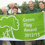 Chesterfield Awarded Two Green Flag Awards