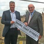 Have Your Say In Chesterfields 'Name That Street' Competition
