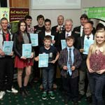 Local Sporting Talent Receives Top Awards