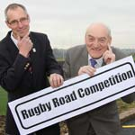 Chesterfield Borough Council's Name A Rugby Road Competition