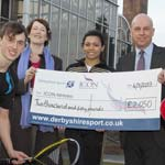 Chesterfields Young Sporting Stars Receive £2,050 Cash Boost