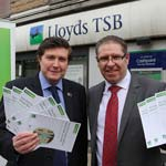 £2 Million 'First Time' Derbyshire Mortgage Scheme Launched by Derbyshire County Council And Lloyds TSB