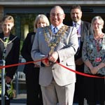 Reception And Offices Unveiled At Brimington Crematorium