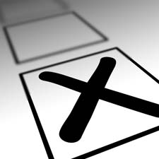 Chesterfield Borough Council is reminding residents to make sure they are registered to vote ahead of the forthcoming elections.