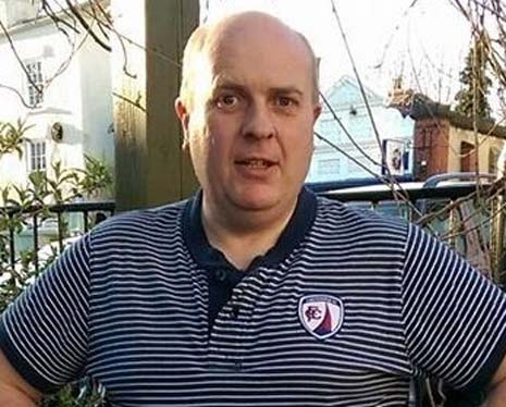 Derbyshire Police have today released another image of a missing Chesterfield man as part of efforts to locate him.