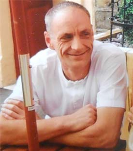 Carl Mason was seen by a relative at his home in Endowood Road, Chesterfield, on the evening of Monday, December 1st, but has not been seen since.