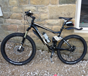 Police Appeal Over Stolen Mountain Bike