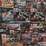 200 Stolen Lego Boxes Are Recovered And Going To Charity