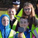 Police & New Whittington School Team Up To Tackle Speeding