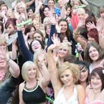 College wide celebrations in Chesterfield