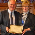 Local 'Access To HE' Student Receives Award At Westminster