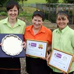 Success Dished Up For School Caterers