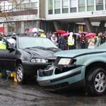 'Fatal' Accident On Infirmary Road