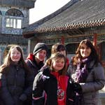 Stubbin Wood Students Make New Friends On Trip To China!