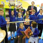 MP Helps Local School Go Through The Books