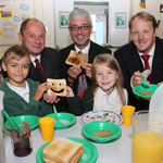 Local MP Hails Breakfast Boost For Vulnerable Children