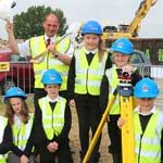 Work Starts On New £5m Derbyshire Primary School