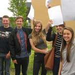 A Level Students Do Chesterfield Proud!