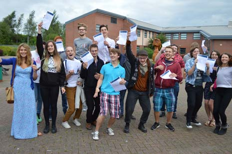 Tupton Hall School earned a pass rate of 99.24% - the highest in the school's history. Their greatest leap has been the number of A* - B grades achieved at more than 5% - a 13% increase on last year.