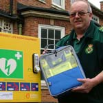 £120k Ambulance Service Investment In Life-Saving Machines