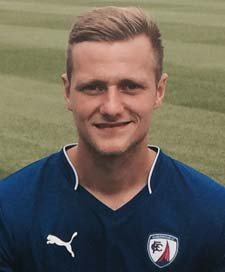 Chesterfield FC have completed the sale of defender Liam Cooper to Leeds United.
