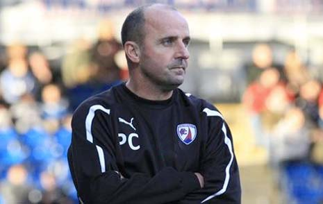 Chesterfield FC have this morning confirmed that manager Paul Cook has been released from his contract to join Portsmouth along with the Assistant Manager, Leam Richardson.