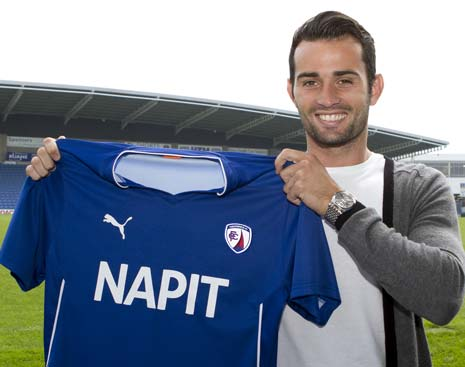 Sam Hird's previous contract expired at the end of the 2013/14 campaign but the defender's new two-year deal will keep him at Chesterfield until the end of the 2015/16 season.