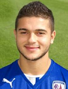 On 63, the anticipated goal came, with Sam Morsy - awarded the Captain's armband by Cook - striking from 10 yards out, giving Chesterfield what was to be an unassailable lead.