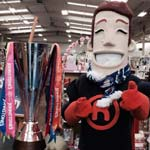 Johnstone's Paint Trophy Tour Fun In Chesterfield