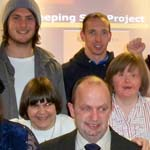 CFC STARS SUPPORT KEEPING SAFE PROJECT