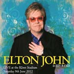 Elton John - the name on everyone's lips in Chesterfield