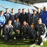 Spireites Announce Successful Start To Apprenticeships