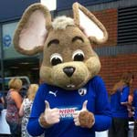 Seasons Greetings! Chesterfield Fc's 2012/13 Campaign Kicks Off With Annual Open Day