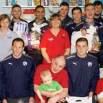 Chesterfield Players Just The Tonic For Young Patients