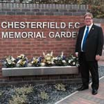 Tonight's About Saying Thank You As Memorial Garden Opens