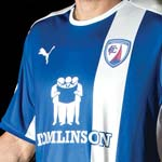 Spireites Announce Major New Shirt Sponsor