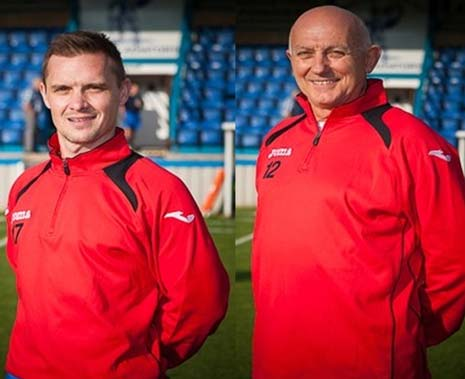 If they didn't already, Dave Rushbury and Martin Foster may now recognise the size of the task that faces them in reviving Matlock Town's fortunes.