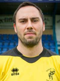 Man of the Match, keeper Jon Kennedy kept Matlock in front with a superb save low to his left to keep out a 55th minute strike from Strickland.
