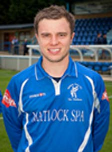 Ross Hannah, who is Matlock's record goalscorer in a single season, when he hit 52 league and cup goals in 2010/11 prior to moving to Bradford City, should lead the Mariners' attack.
