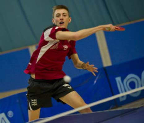 Table tennis player Liam Pitchford from Chesterfield, who has been supported by the ICON scheme and its predecessor the Derbyshire Talented Athlete Fund since 2007, helped the England table tennis team to win Silver in the men's team event. He also won Silver in the mixed doubles and Bronze in the men's singles - England's first ever singles table tennis medal.