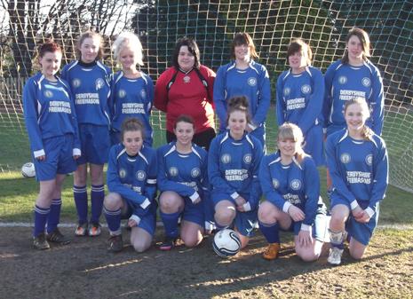 Chesterfield ladies